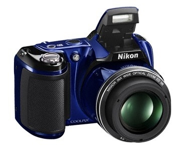 Nikon COOLPIX L810 Blue