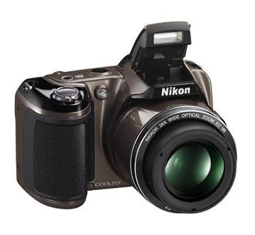 Nikon COOLPIX L810 Bronze