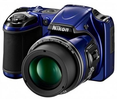 Nikon COOLPIX L820 Blue