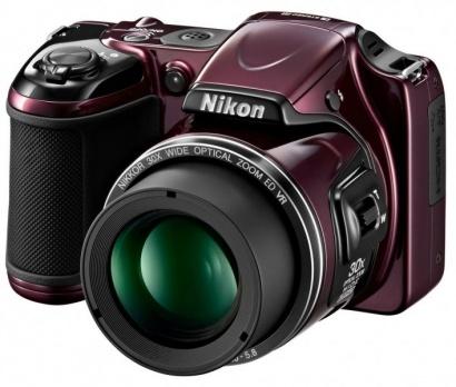 Nikon COOLPIX L820 Plum