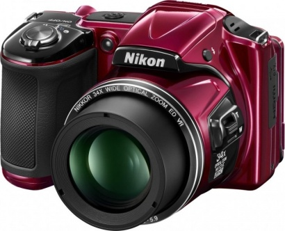 Nikon COOLPIX L830 Red