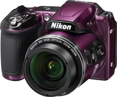 Nikon Coolpix L840 Purple + pouzdro