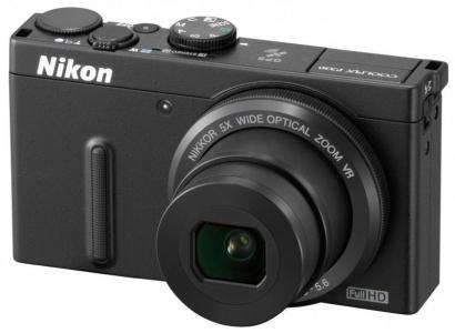 Nikon COOLPIX P330 Black