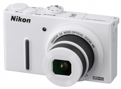 Nikon COOLPIX P330 White