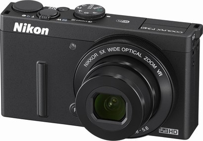 Nikon COOLPIX P340 Black
