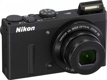 Nikon Coolpix P340 Urban Kit černý