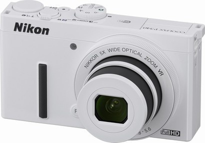 Nikon COOLPIX P340 White