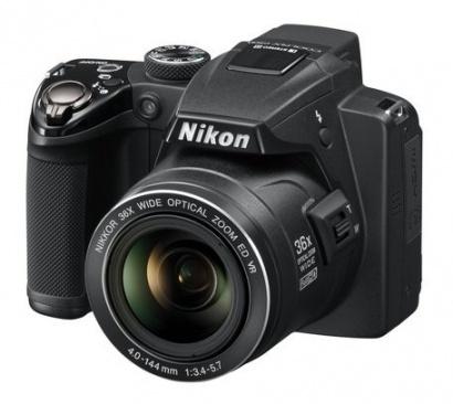 Nikon COOLPIX P500 Black