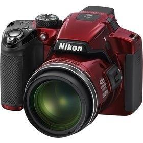 Nikon COOLPIX P510 RED