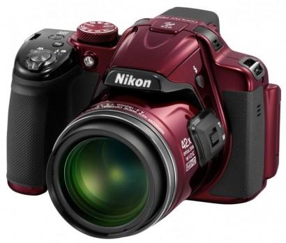Nikon COOLPIX P520 Red