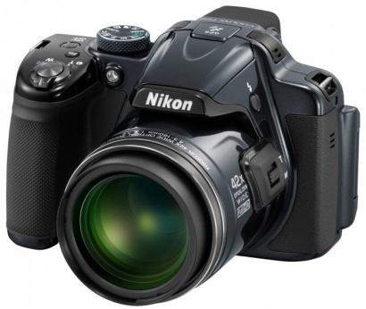 Nikon COOLPIX P520 Silver