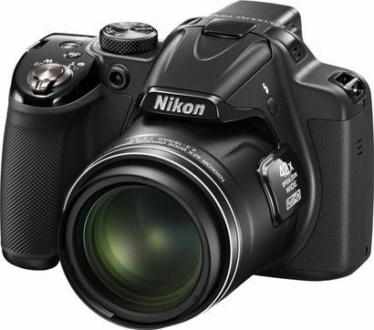 Nikon COOLPIX P530 + čtečka karet