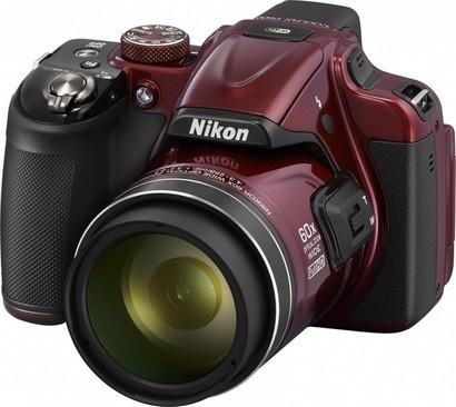 Nikon COOLPIX P600 Red