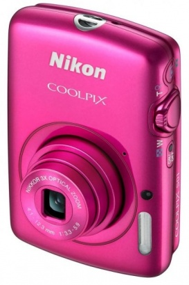 Nikon COOLPIX S01 PINK