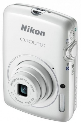 Nikon COOLPIX S01 WHITE