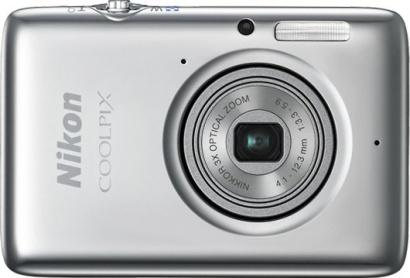 Nikon COOLPIX S02 Silver