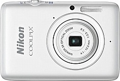 Nikon COOLPIX S02 White