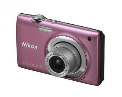 Nikon COOLPIX S2500 Pink