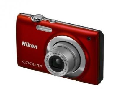 Nikon COOLPIX S2500 Red
