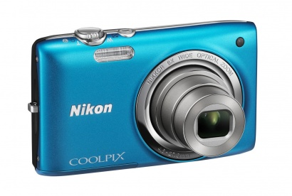 Nikon COOLPIX S2700 Blue