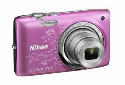Nikon COOLPIX S2700 Pink Lineart