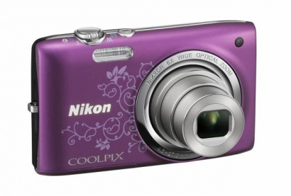 Nikon COOLPIX S2700 Purple Lineart