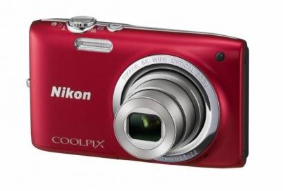 Nikon COOLPIX S2700 Red