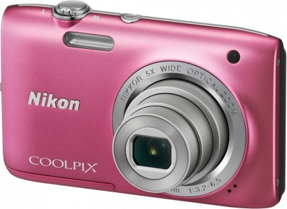Nikon COOLPIX S2800 Pink