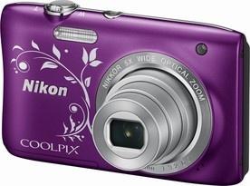 Nikon COOLPIX S2900 Purple Lineart