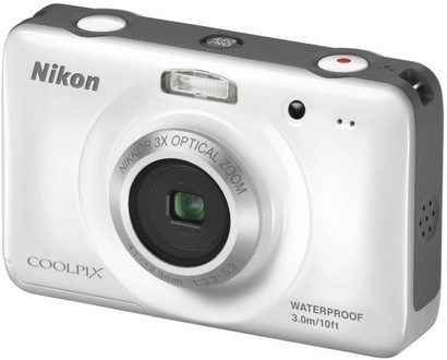 Nikon COOLPIX S30 White