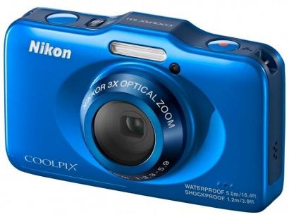 Nikon COOLPIX S31 Blue