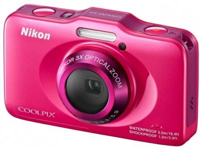 Nikon COOLPIX S31 Pink