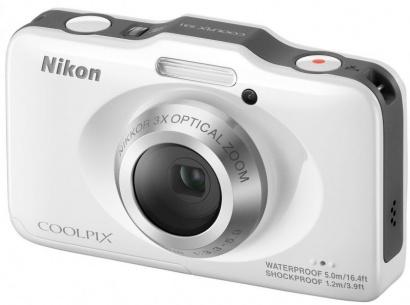 Nikon COOLPIX S31 White