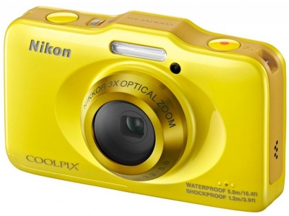 Nikon COOLPIX S31 Yellow