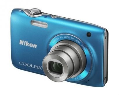 Nikon COOLPIX S3100 BLUE