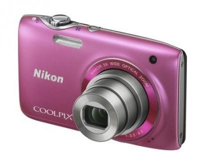 Nikon COOLPIX S3100 PINK