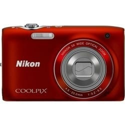 Nikon COOLPIX S3100 RED
