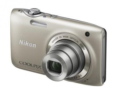 Nikon COOLPIX S3100 SILVER