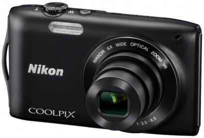 Nikon COOLPIX S3300 Black
