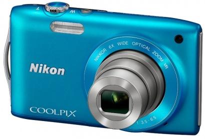 Nikon COOLPIX S3300 Blue