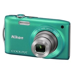 Nikon COOLPIX S3300 Green