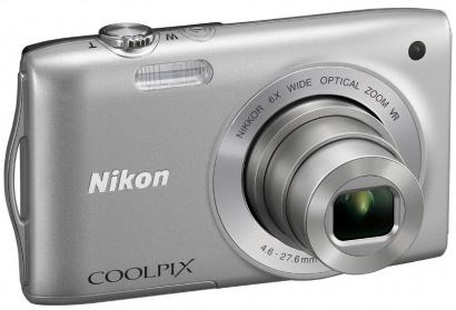 Nikon COOLPIX S3300 Silver