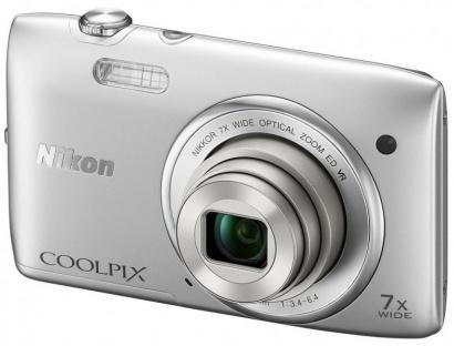 Nikon COOLPIX S3500 Silver