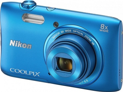 Nikon COOLPIX S3600 Blue