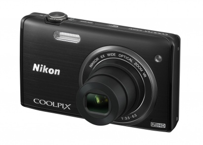 Nikon COOLPIX S5200 Black