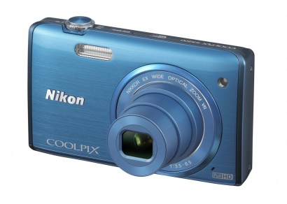 Nikon COOLPIX S5200 Blue
