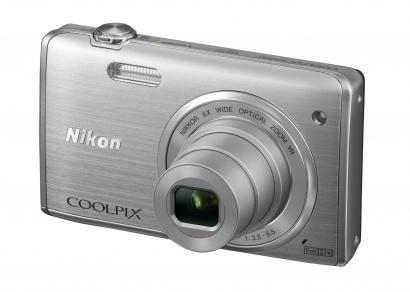 Nikon COOLPIX S5200 Silver