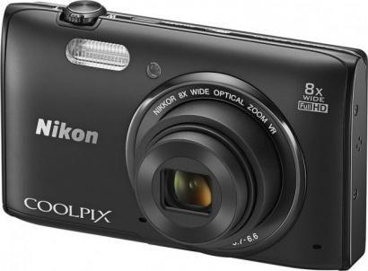Nikon COOLPIX S5300 Black