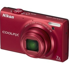 Nikon COOLPIX S6150 RED