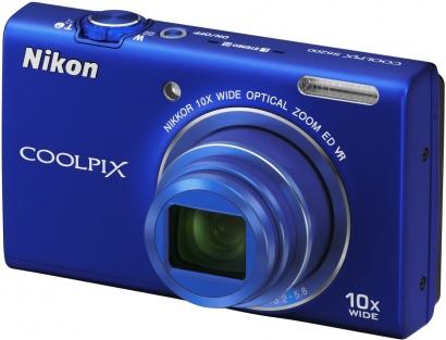 Nikon COOLPIX S6200 BLUE